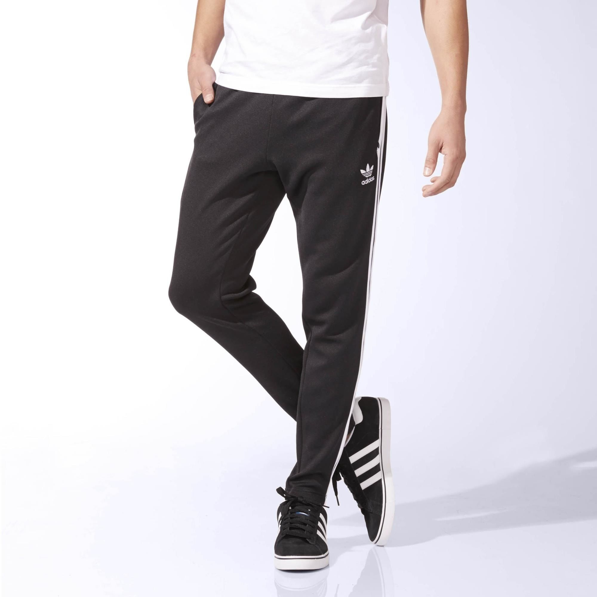 adidas Superstar Track Pants - Black | adidas US