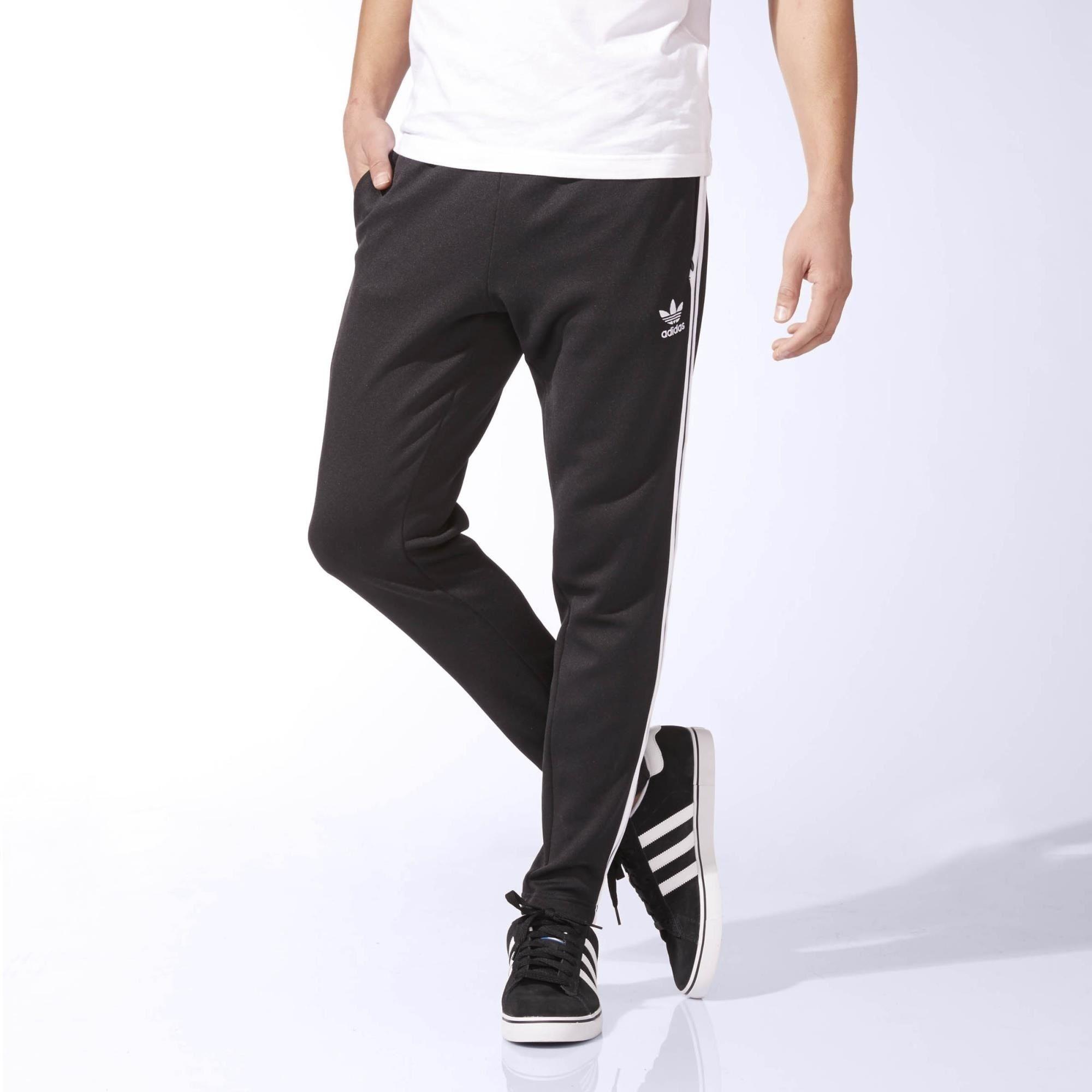 adidas Superstar Track Pants - Black | adidas US
