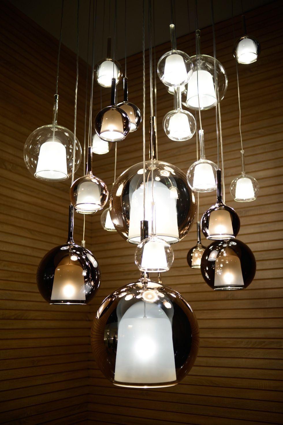 Penta Light glo collection d.25-38 #design #lighting @Bloom ...