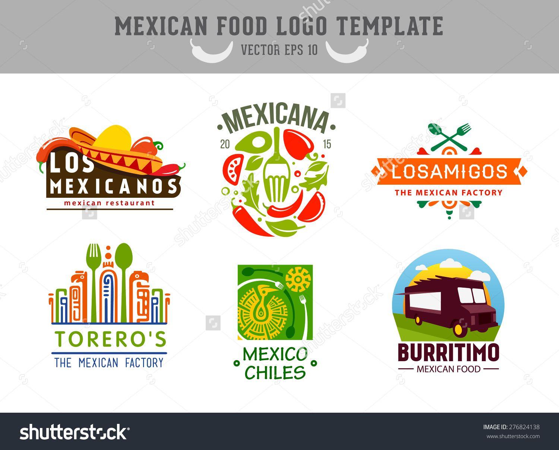 Mexican Food Logo Vector Logo Design Template 276824138