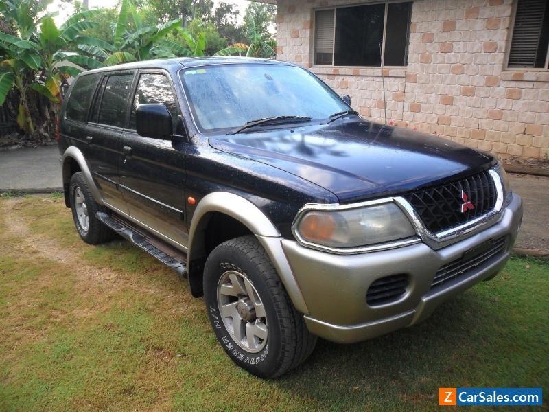 Car for Sale 2002 MITSUBISHI CHALLGER 4X4 AUTO