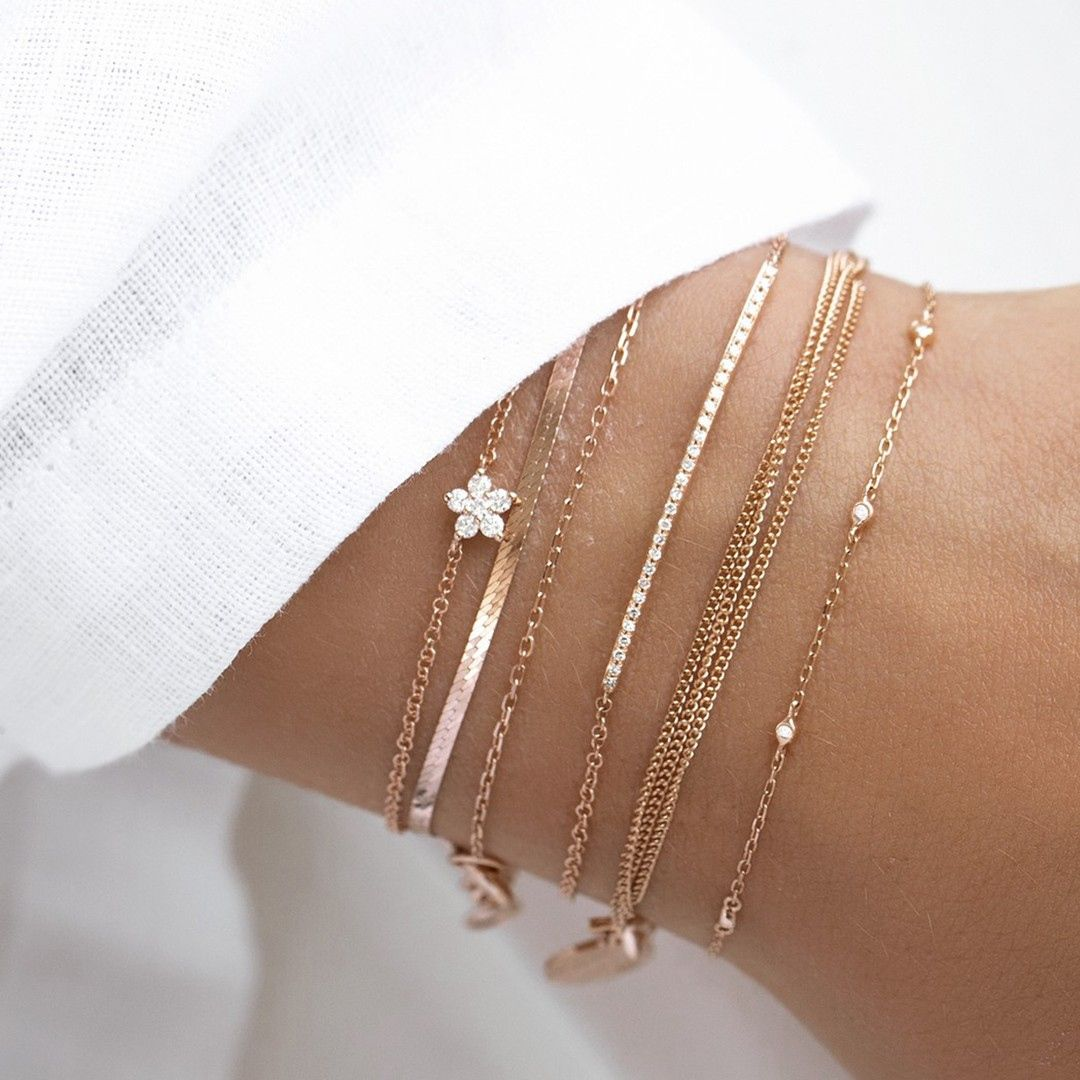 It's all about those sparkling diamonds 💎💎💎 #new1moment #finejewelry #armstack #armcandy #wristgame #diamond #diamondjewelry #bracelet #armband #jewelry #schmuck #newone