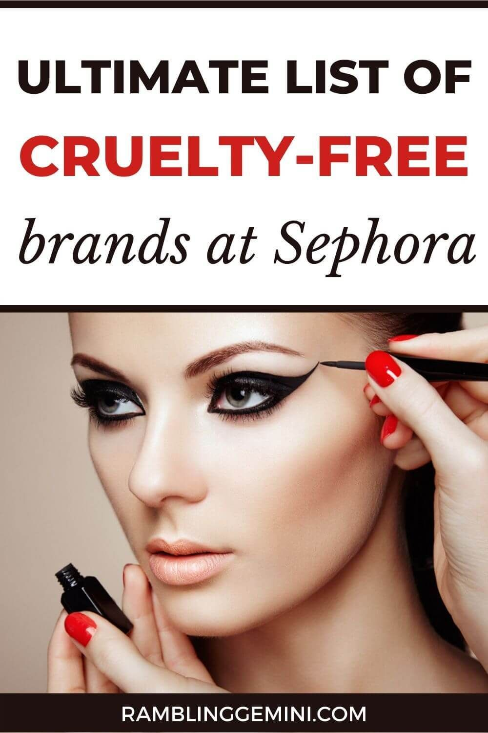 Pin on CrueltyFree Products & Brands