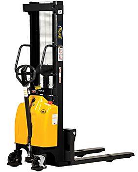 Vestil SE/HP-63 Electric Pallet Stacker | Electric Pallet