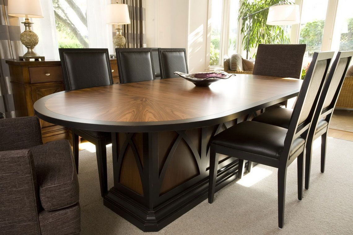Dining Room Comfortable Eclipse Wooden Dining Table Designs Cool Dining Room Ideas Decorating Design Inspiration