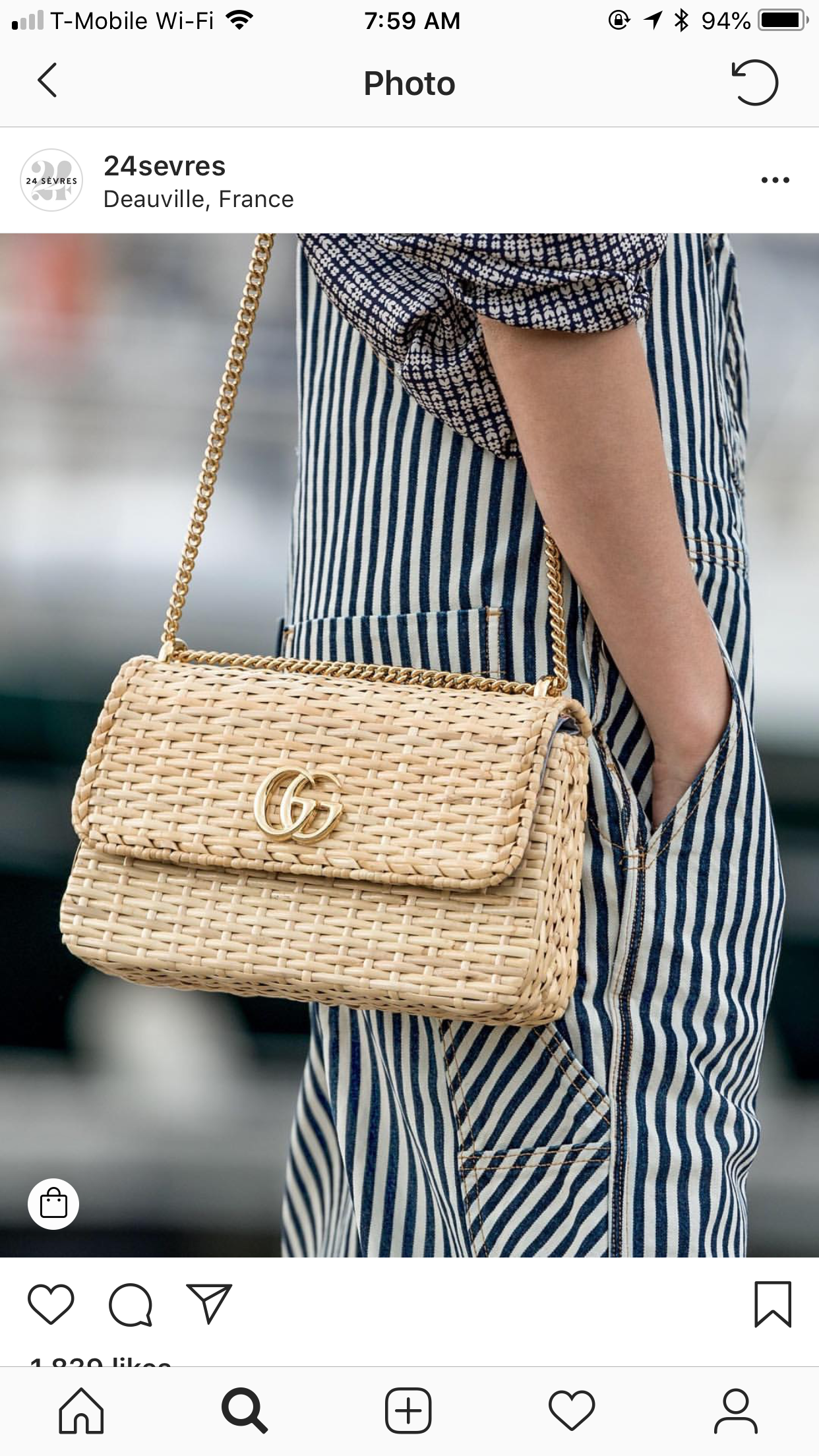 1956d3690 GUCCI | Cestino Straw Shoulder Bag | Wants - Sartorial Edition in ...