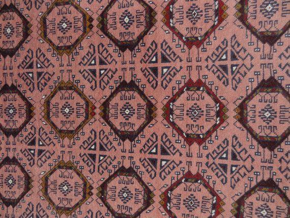 Size:9.8 ft by 3 ft Handmade Rug Runner Afghan by Carpetsmall