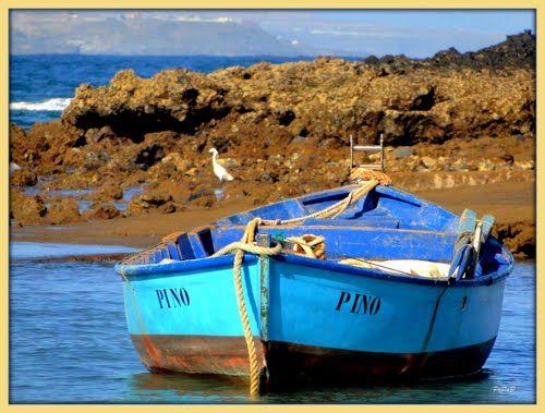 Bajamar en Las Canteras; La Puntilla