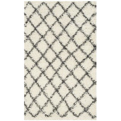 Wrought Studio Katia Dallas Ivory Green Area Rug Area Rugs Rugs Throw Rugs