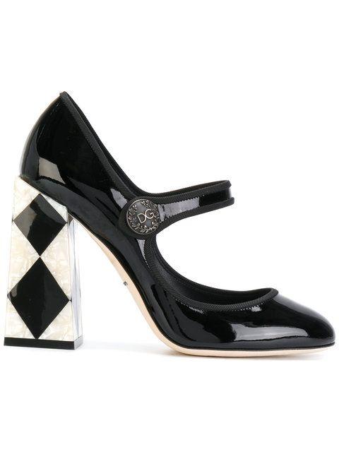 1642420b65c DOLCE   GABBANA Vally Mary Jane pumps.  dolcegabbana  shoes ...
