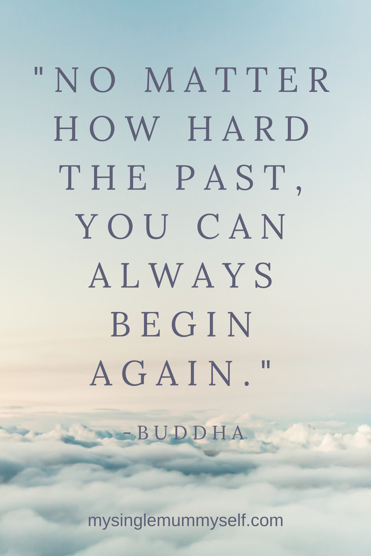 Buddha Quote Begin Again New Beginnings Life Quote