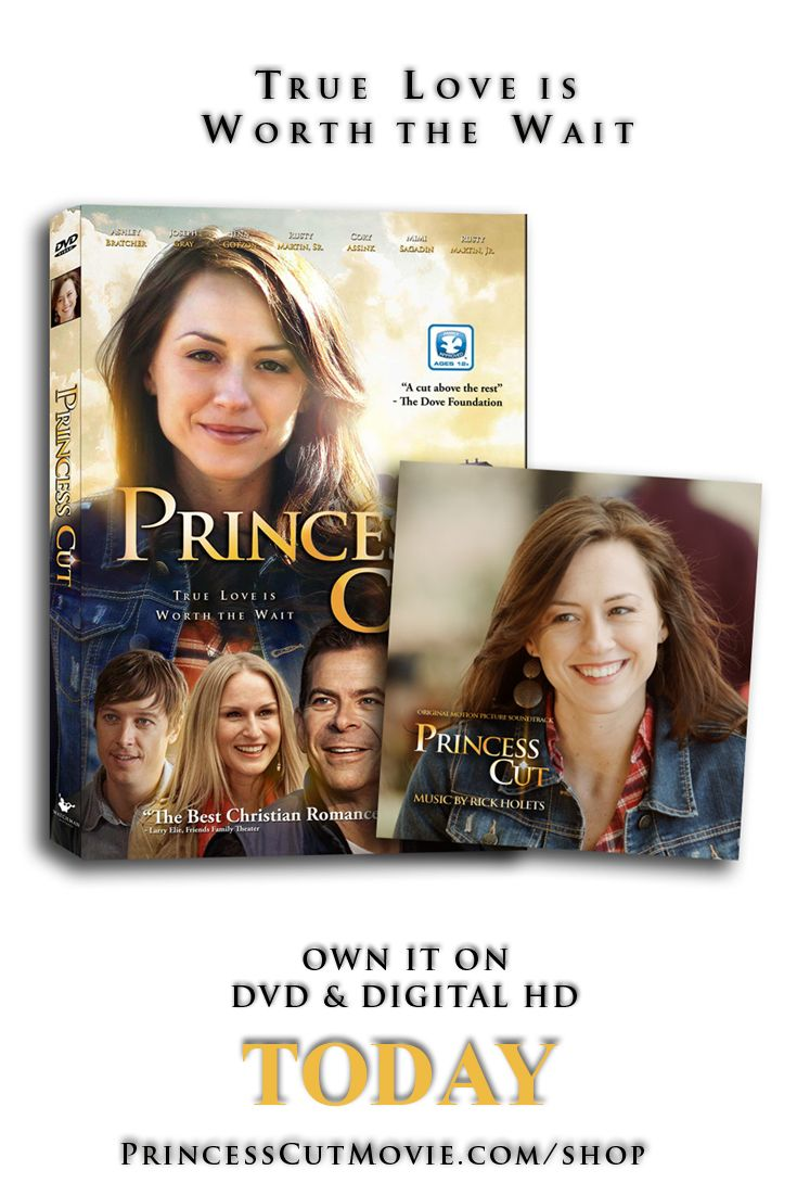 The Princess Cut Movie Is Out On Dvd And Vod, Plus You Can Get The