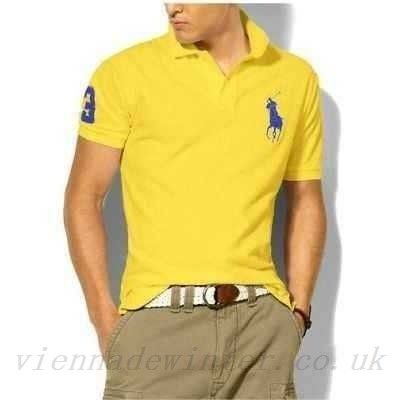 Discount ralph lauren polo shirts, sale classic fit big pony polo 25 ralph  lauren deep-yellow purple polo ralph lauren shirts for men outlet seller  2017