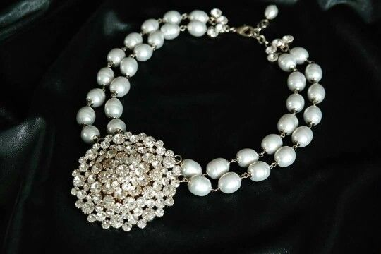 Eine besonders schöne Halskette aus der Milano Serie