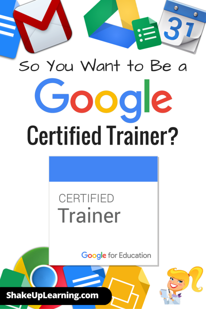 So You Want To Be A Google Certified Trainer Faq Your Qs