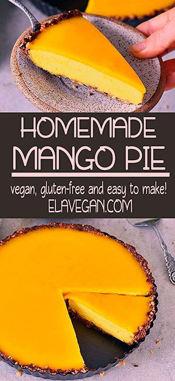 Photo of Mango Pie Recipe