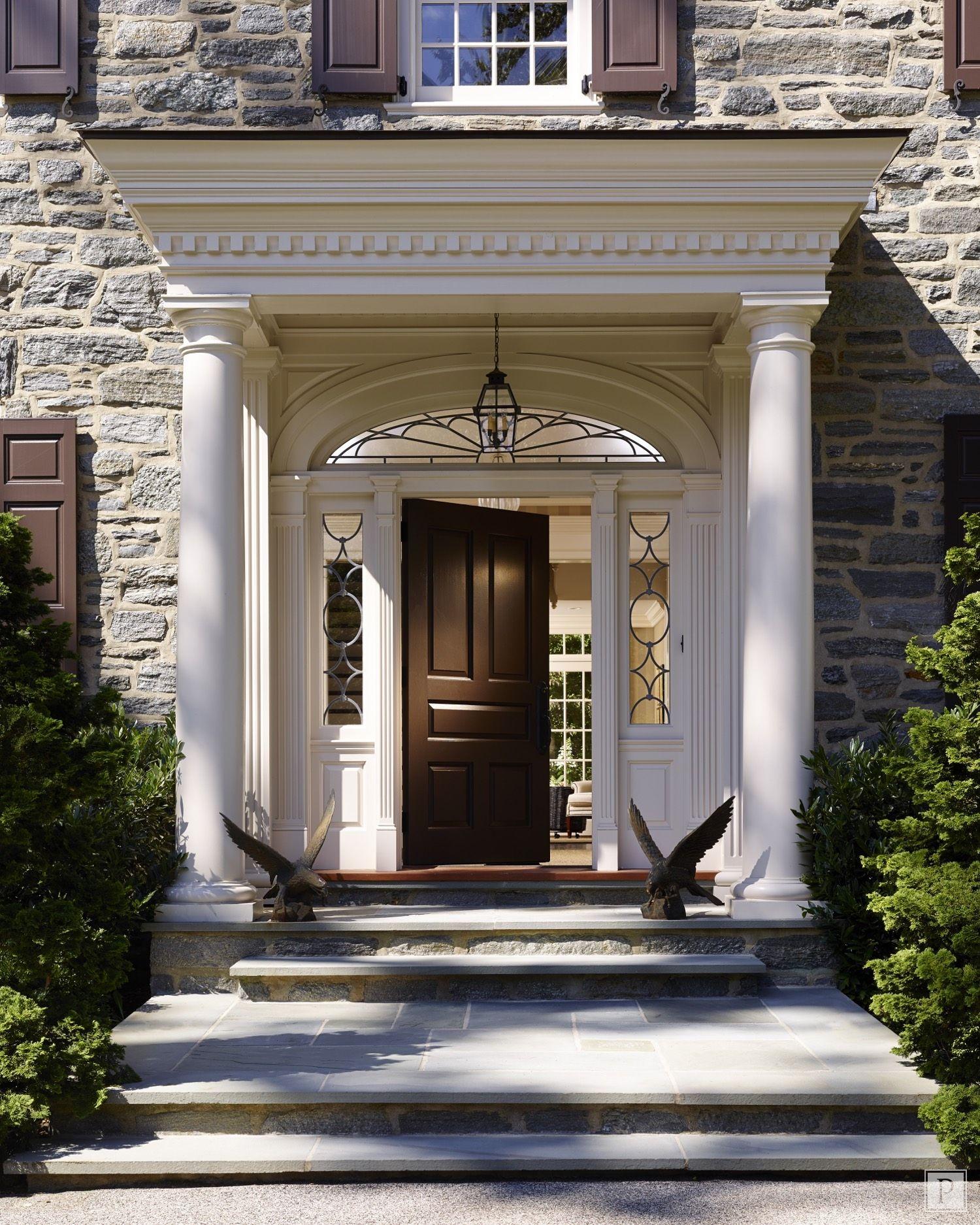 exterior colonial house design. Dutch Colonial Black Front Door 58099 Entrance Home Design . Exterior House N