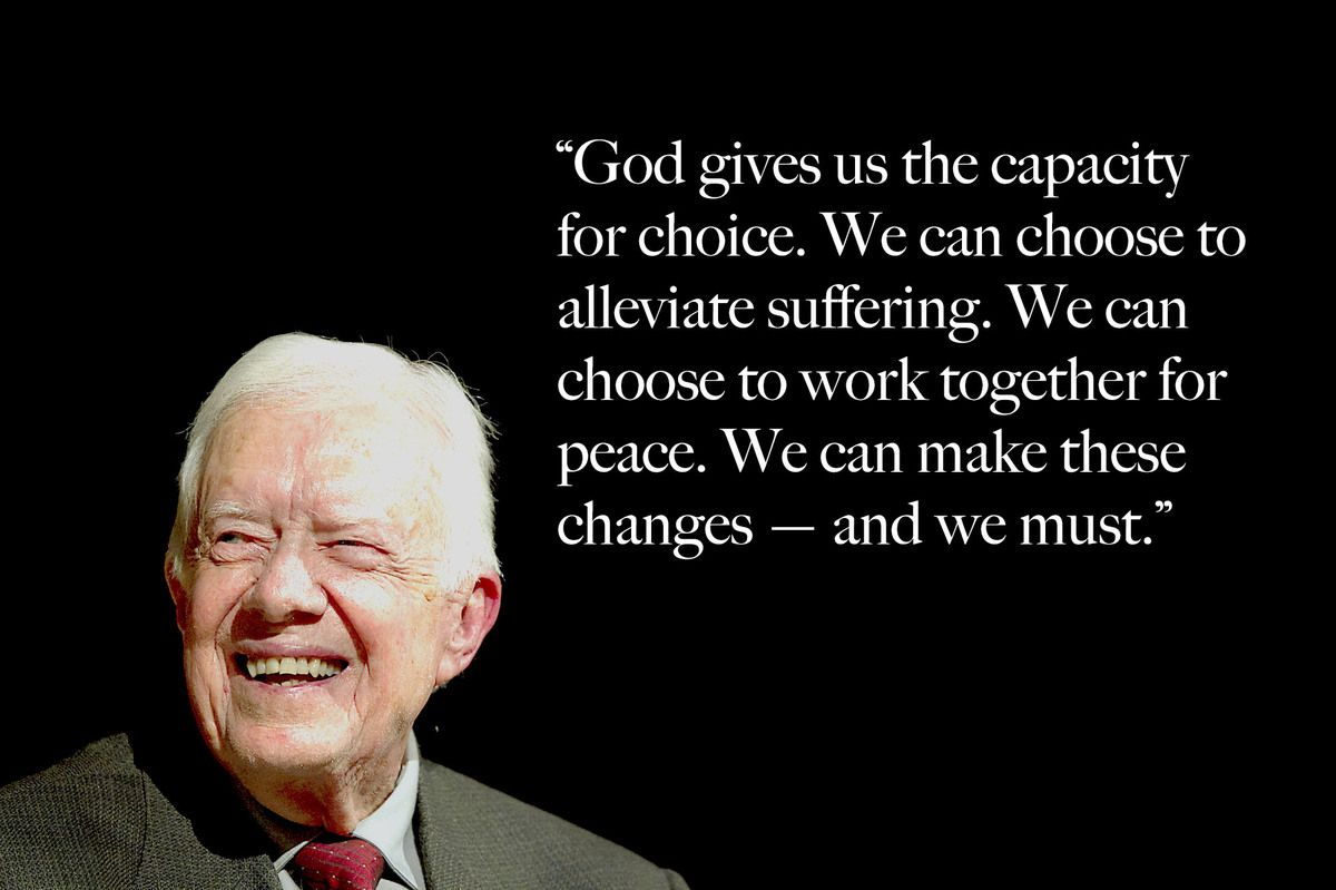 12 Jimmy Carter quotes ideas | jimmy carter, jimmy carter quotes, quotes