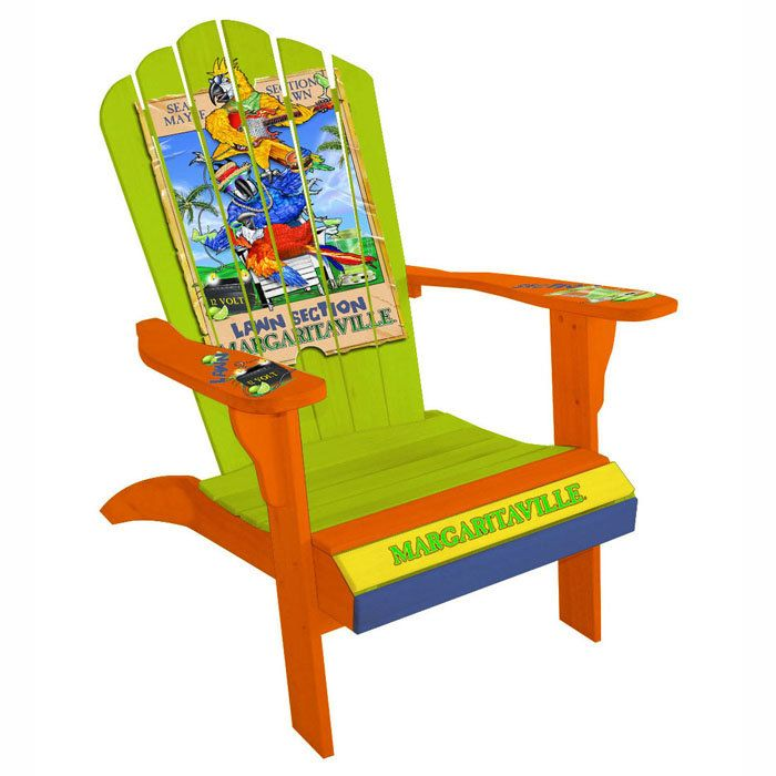 Margaritaville Quad Chair | BackyardPlusOutdoor Furniture | Pinterest |  Beach Patio, Adirondack Furniture And Solid Pine