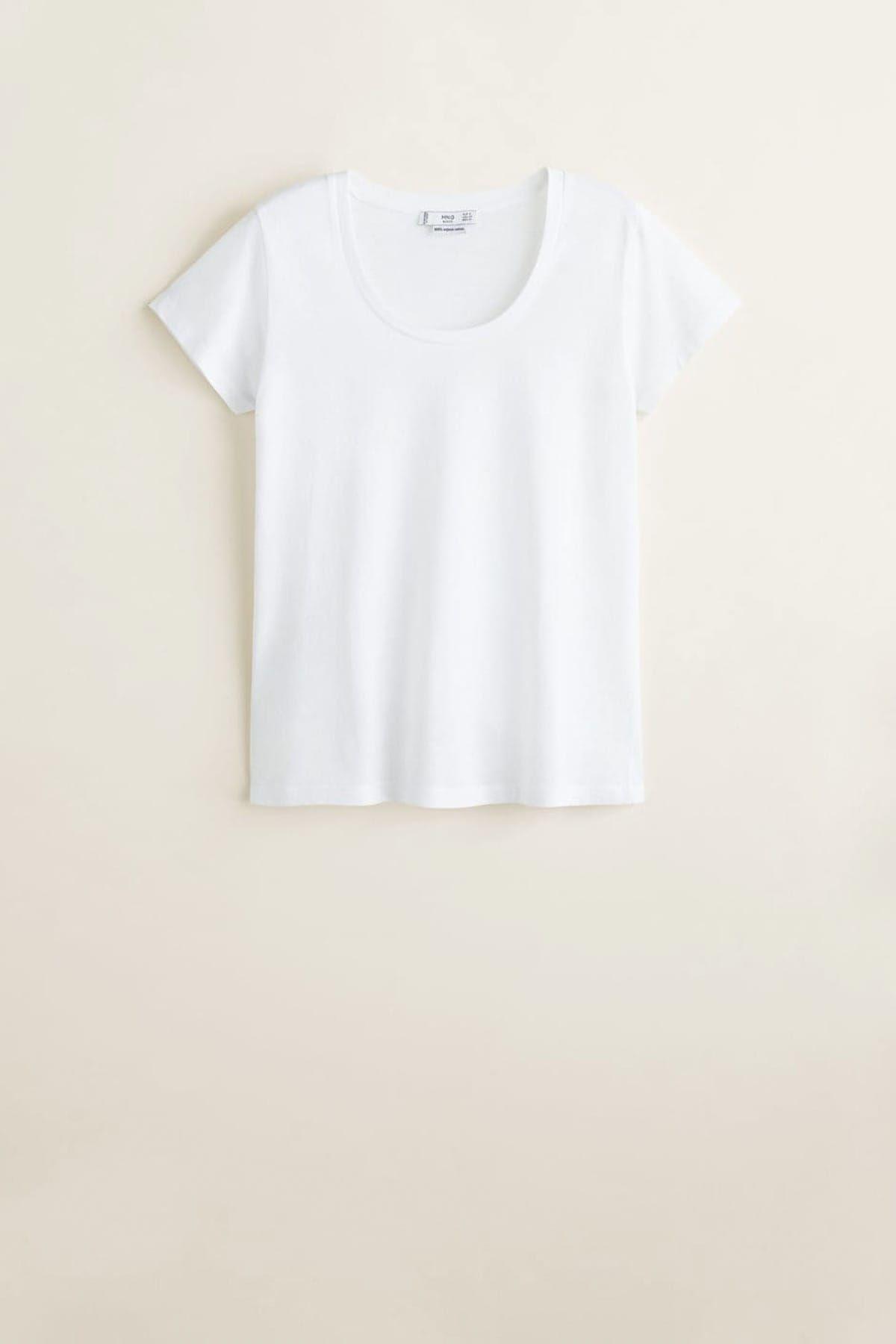 Kadin T Shirt Trendyol Da En Cok Satan Kadin V Yaka Ense