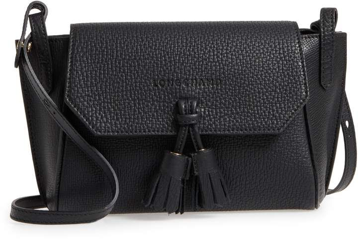 4a12730329a2 Longchamp Penelope Leather Crossbody Bag | wordrobe【2019 ...