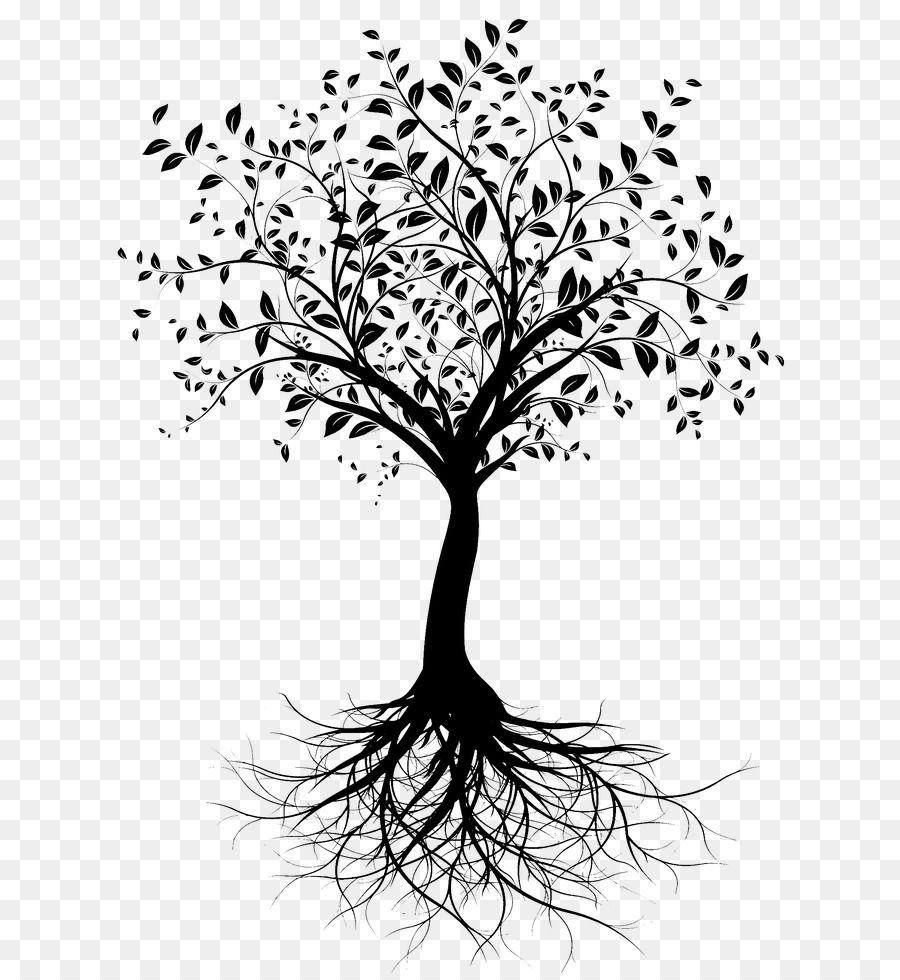 Tree Branch Silhouette Transparent Png Image In 2020 Roots Tattoo Tree Tattoo Tree Branches