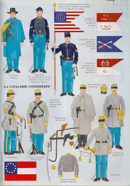 Pin En American Civil War