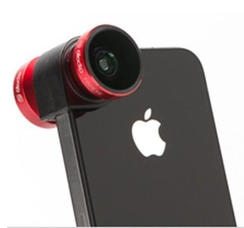 The Olloclip lens can help take your phone photography to the next level
