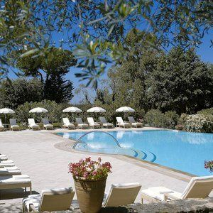 Spa Hotel Chateau Saint Martin Spa Vence France Provence