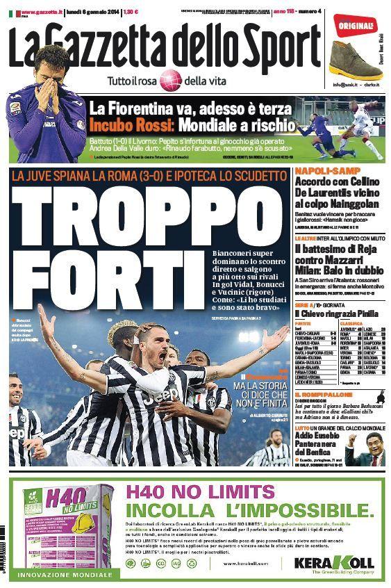 La Gazzetta dello Sport (060114) Italian True PDF 40