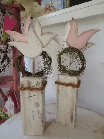 Www De Kora De Dekorationen Auf Stamm Fruhlingsdeko Selber