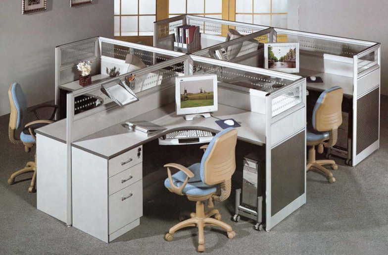 modern cubicles | Modern office space