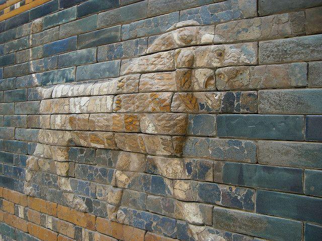 Ischtar Tor Im Pergamonmuseum Berlin Ancient Babylon Ancient Mesopotamia Ancient Civilizations