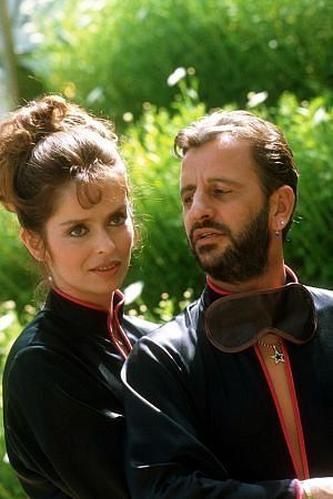 Ringo and wife Barbara Bach (With images) | Ringo starr ...