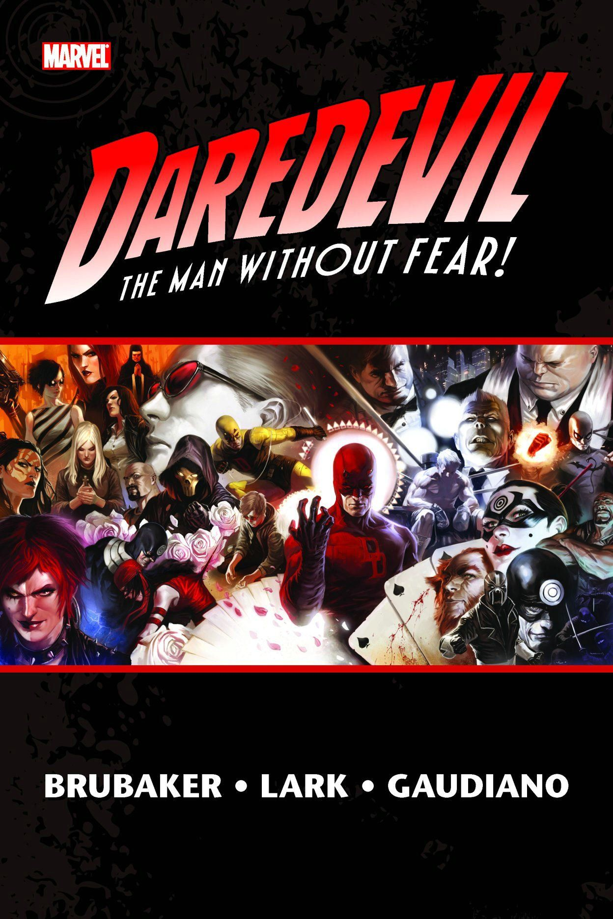 Daredevil The Man Without Fear Volume Two by Ed Brubaker