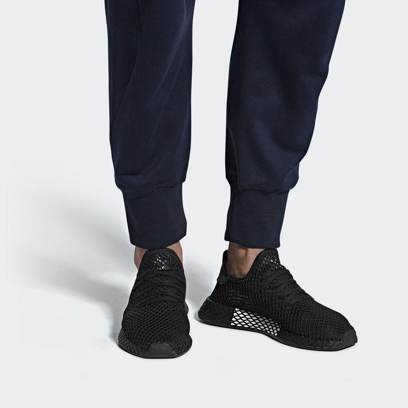 best service 6fa83 483e6 adidas Mens Deerupt Runner Shoes - Black  adidas Canada