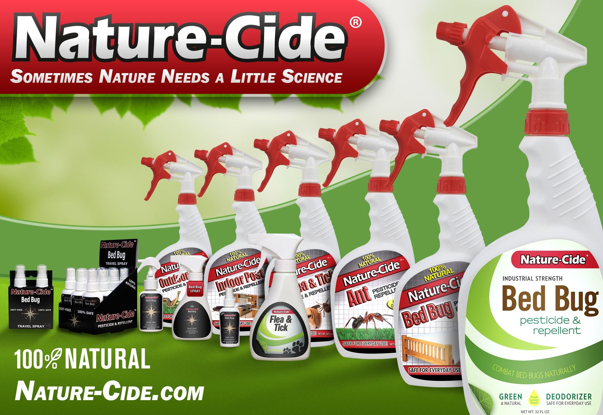 100 Natural and Safe Natural insecticide, Pesticide