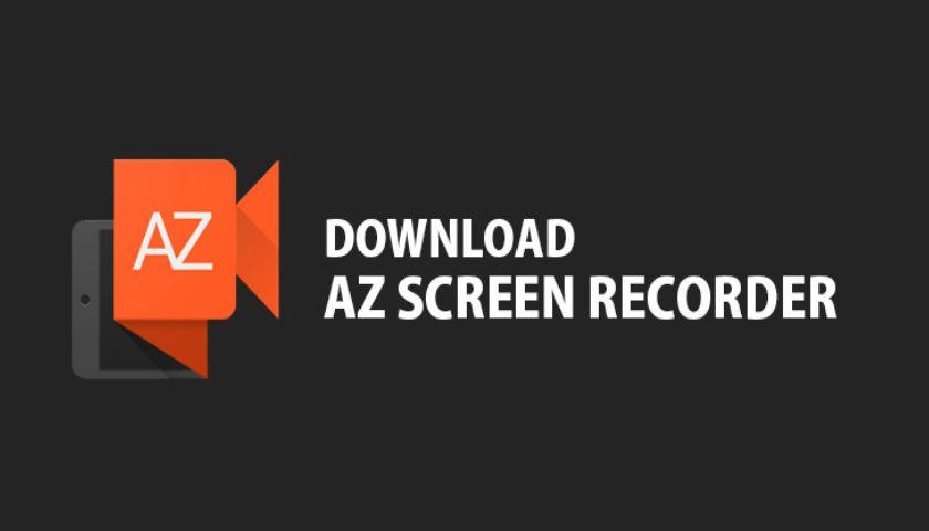 AZ Screen Recorder Pro APK Free Download Screen recorder