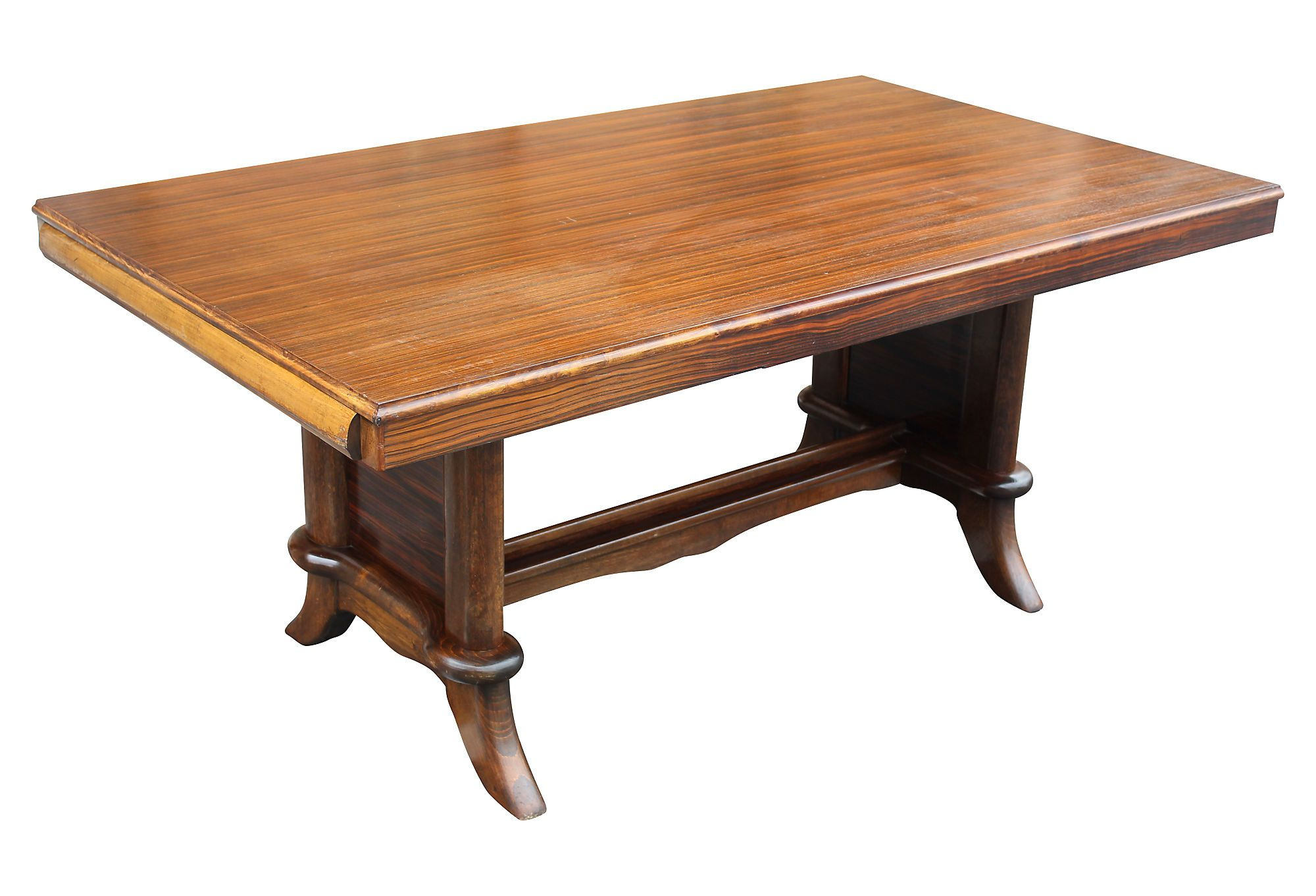 1940s Jacobean Style Nesting Tables S 3 e Kings Lane