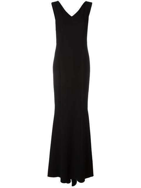 Dolce Gabbana Long Fish Tail Dress Dolcegabbana Cloth Schleppe