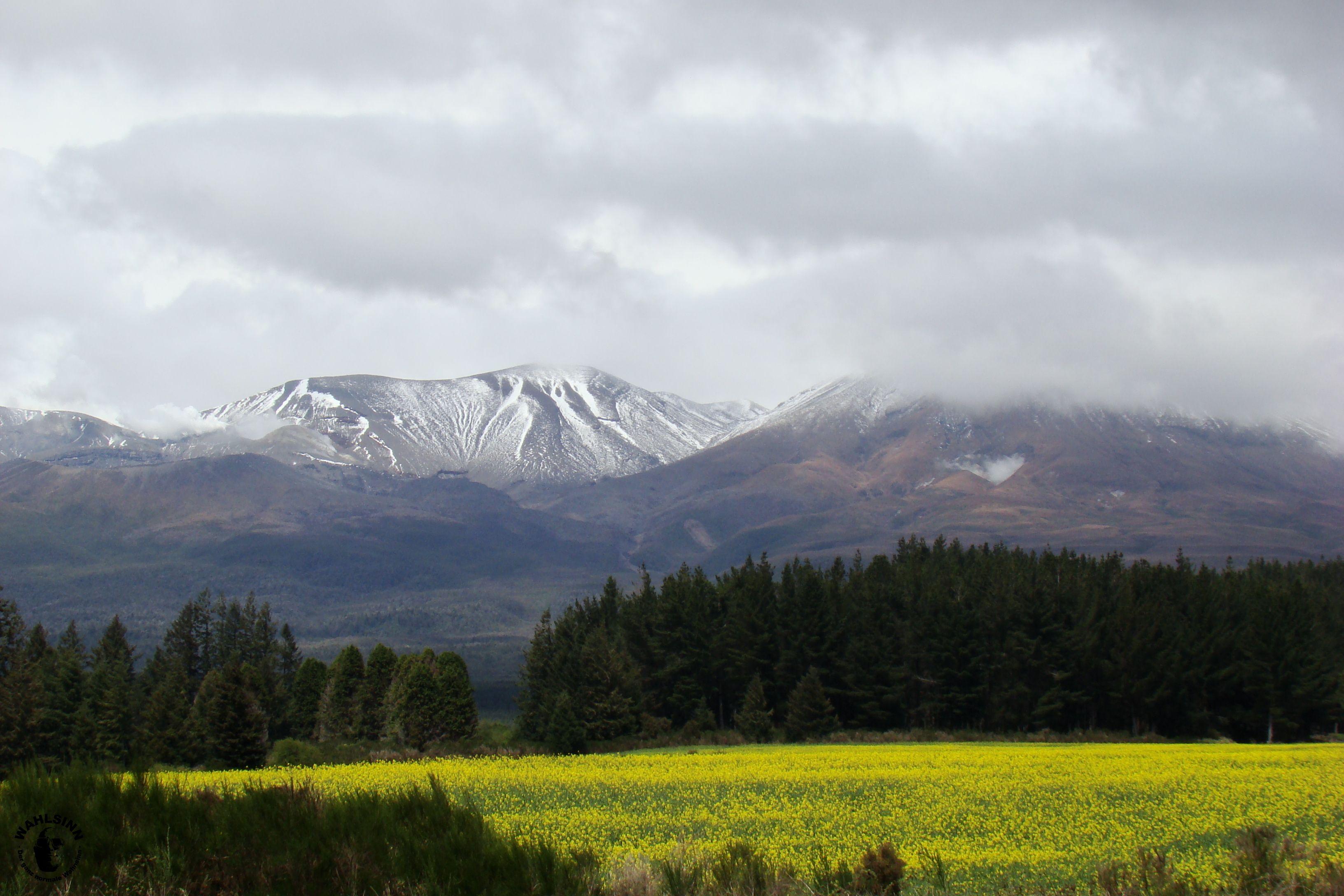 Mount Doom // Der Einsame Berg // Der Schicksalsberg (Neuseeland)