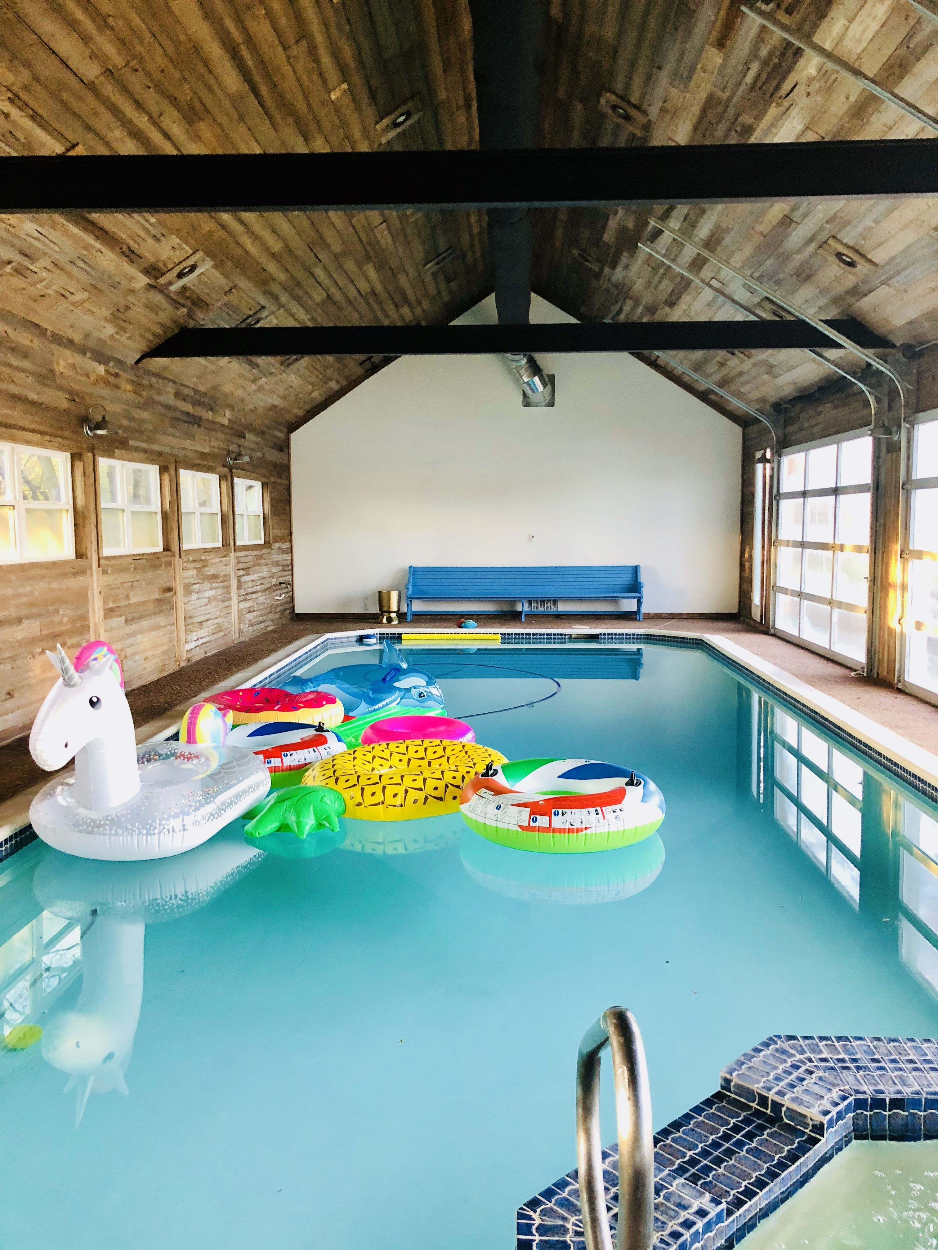 Katy Hot Springs Aquatic Facility Indoor Swimming Pool Aqua Climbing Wall Surface Lap Swimming Child Indoor Pool House Pool House Plans Indoor Outdoor Pool