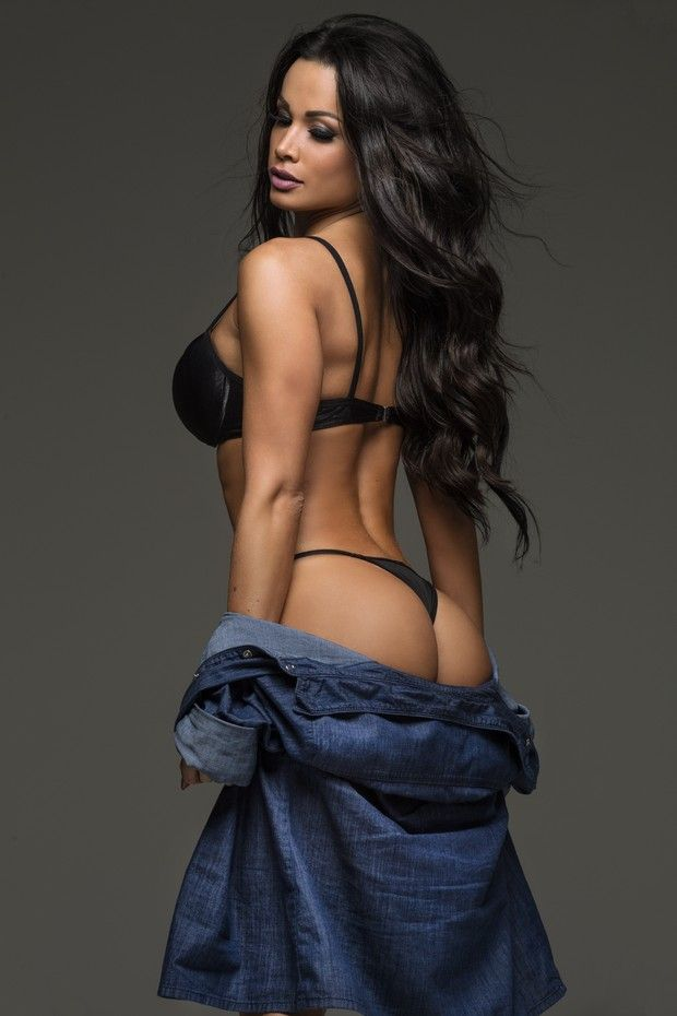 Sexy Sensual Muscular Dream Latina Wife Glutes Of Brazilian Fitness Model Fernanda Davila If You Love Health Bodybuilding Fitspiration Youll