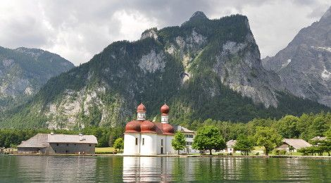St. Bartholomä, Königssee #outdoor #mountain #mountains #hiking