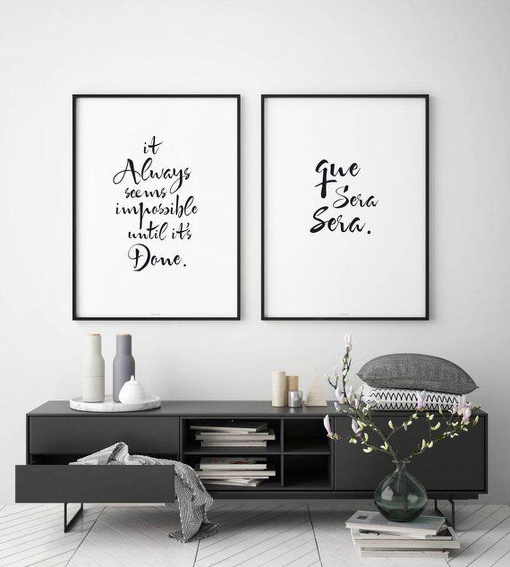 Modern Minimalist House Design In Black And White Color Scheme En