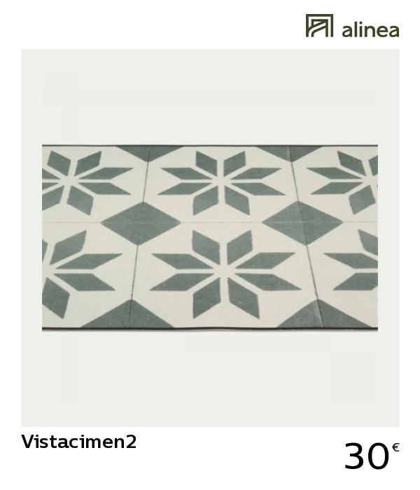 tapis carreaux de ciment
