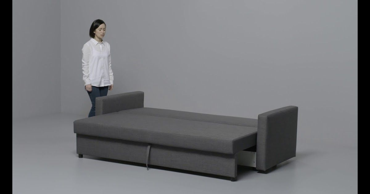 With Detailed Instructions This Video Can Help Guide You Through The Beddinge Sofabed Frame Assembly You Can F In 2020 Ikea Sofa Bed Sofa Bed Australia Sofa Bed Frame
