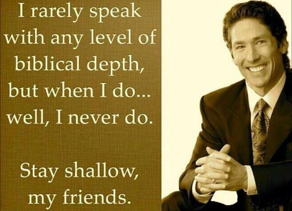 Exposing The Truth Quotes: Joel Osteen....loves Money And Deceiving People To Get It