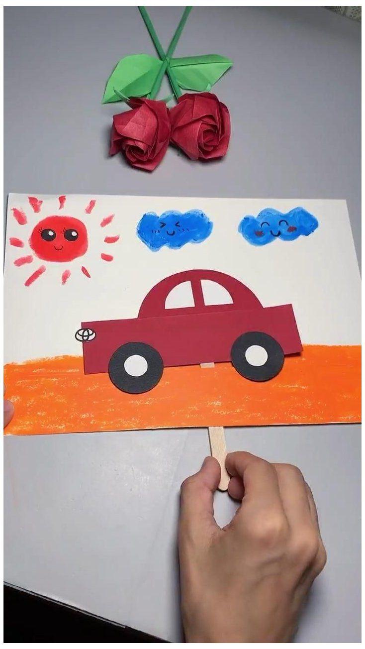 easy transportation crafts for kids