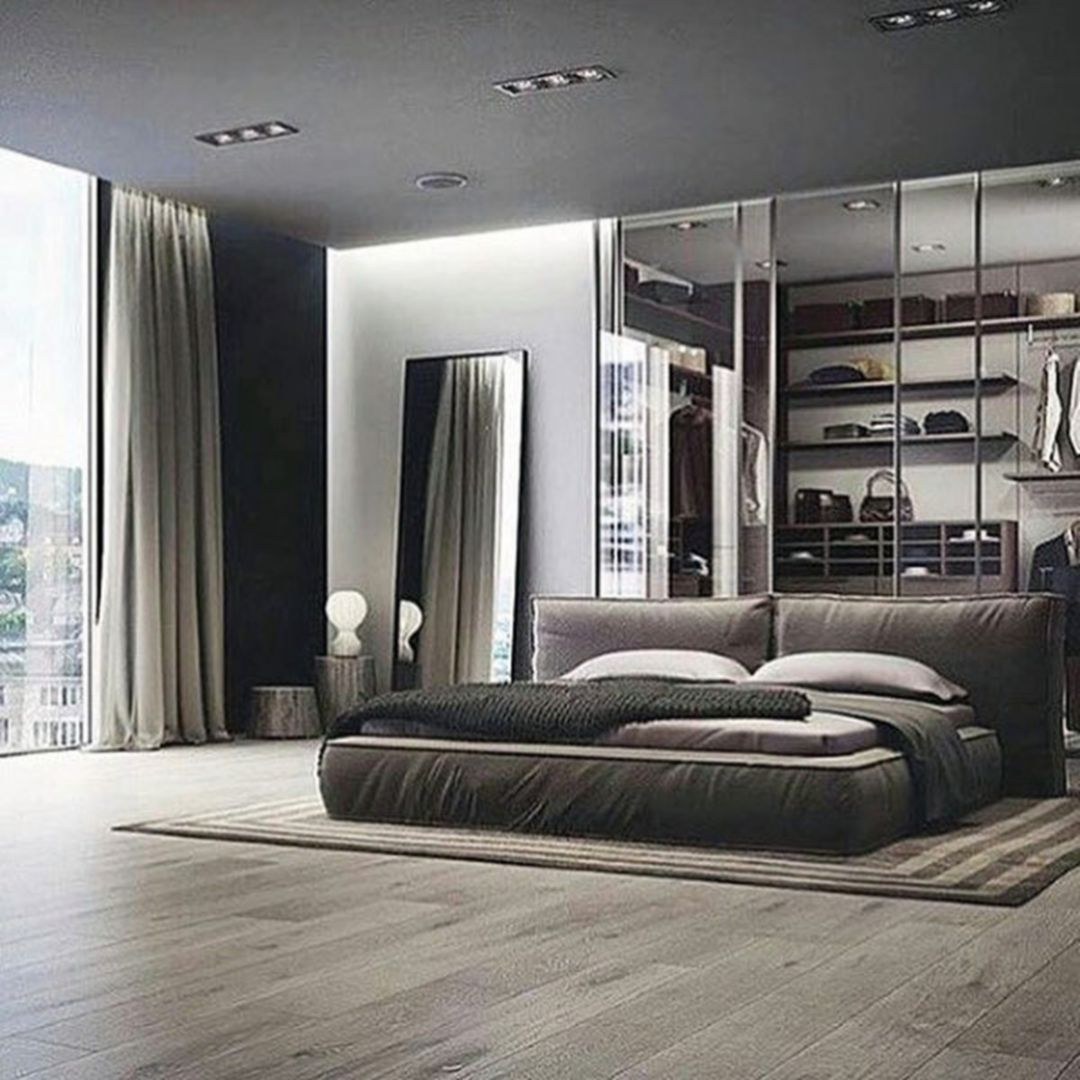 32 Top Stylish Bachelor Pad Bedroom Ideas For Cool Men Bedroom